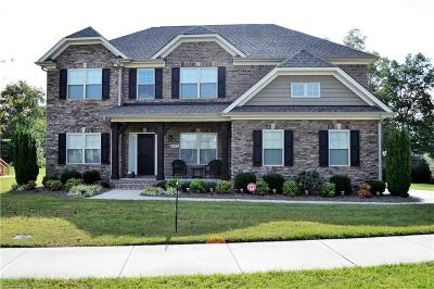 Kernersville Single Family Home For Sale: 1090 Old Stone Lane
