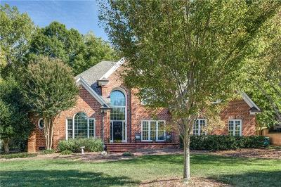 Greensboro Single Family Home For Sale: 3412 Donnington Court