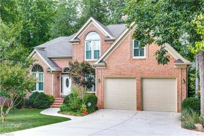 Greensboro Single Family Home For Sale: 5578 Anson Road
