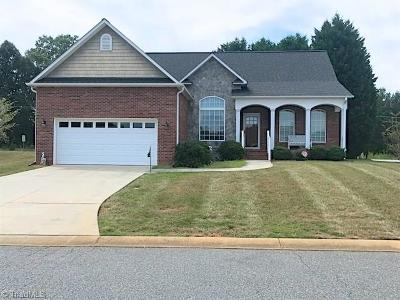 Mocksville Single Family Home For Sale: 116 New Hampshire Court