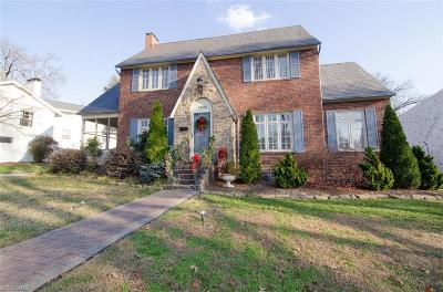 Guilford County Single Family Home For Sale: 1202 Greenway Drive