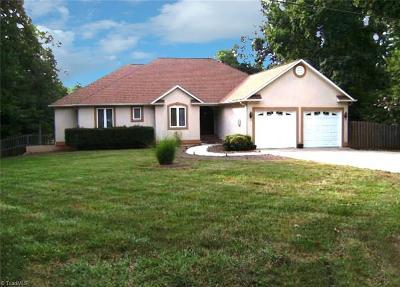 Lexington, Salisbury, Denton, Richfield Single Family Home For Sale: 730 Ervin Drive