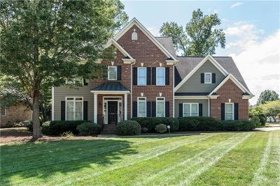 Whitsett Single Family Home For Sale: 599 Gantwood Lane