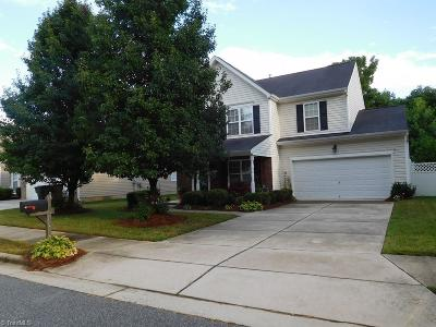 Greensboro Single Family Home For Sale: 918 Woodlake Drive