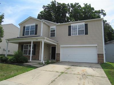 Guilford County Single Family Home For Sale: 3706 Sweet Birch Drive