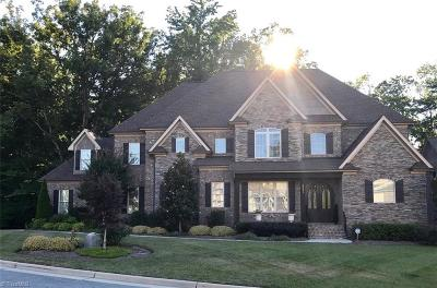Greensboro Single Family Home For Sale: 2001 Stratton Hills Court