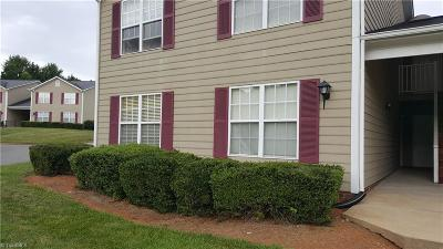Greensboro Condo/Townhouse For Sale: 9 Meadowood Glen Way #Unit A