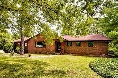 Guilford County Single Family Home For Sale: 101 Manor Drive