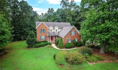 Guilford County Single Family Home For Sale: 1907 Cross Pond Drive