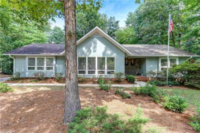 Greensboro Single Family Home For Sale: 1024 Browning Road