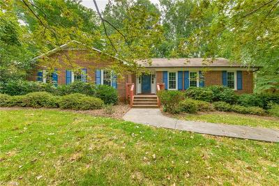 Clemmons Single Family Home For Sale: 602 Barkworth Road