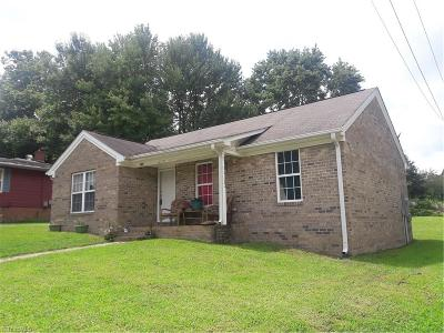 Guilford County Single Family Home For Sale: 131 Spring Garden Circle