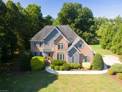 Greensboro Single Family Home For Sale: 602 Wigeon Drive