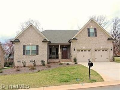 Pfafftown Single Family Home For Sale: 4681 Olivine Lane