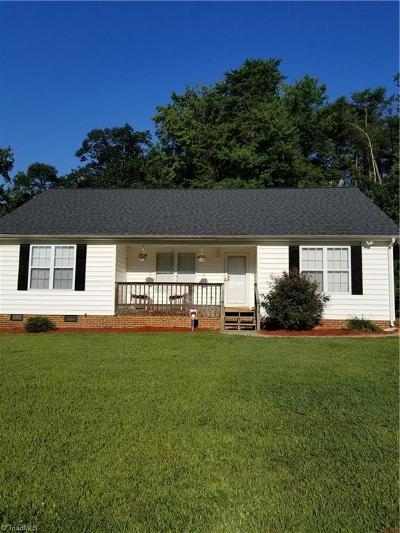 Single Family Home For Sale: 4203 Low Meadow Lane