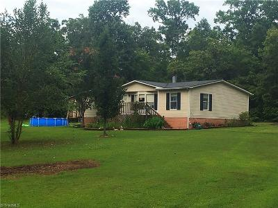 Manufactured Home Closed: 2792 Floyd Church Road