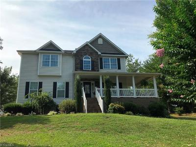 Rockingham County Single Family Home For Sale: 181 Twin Creeks Drive