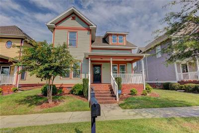 Greensboro Single Family Home For Sale: 813 Clapp Street