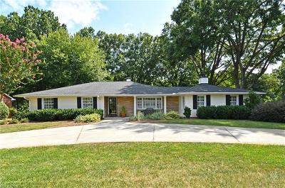 Single Family Home For Sale: 2420 Country Club Road