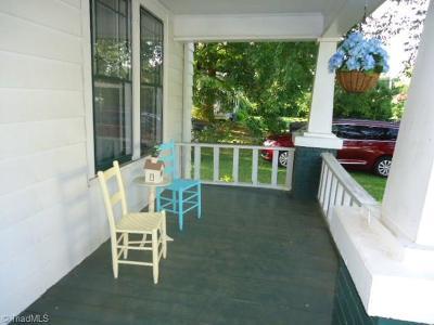 Reidsville Single Family Home For Sale: 338 Irvin Street