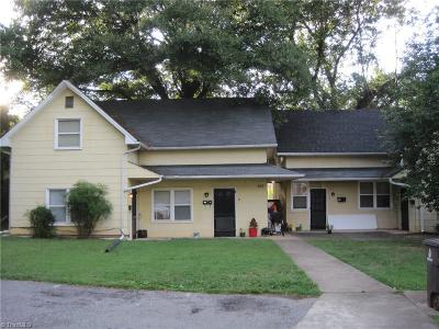 Multi Family Home For Sale: 438 S Hawthorne Road