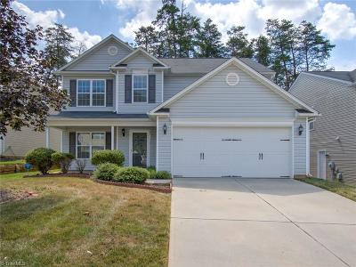 Greensboro Single Family Home For Sale: 7 Silent Spring Court