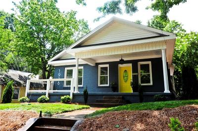 Ardmore Single Family Home For Sale: 1916 W Academy Street