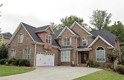 Clemmons Single Family Home For Sale: 320 Ryder Cup Lane