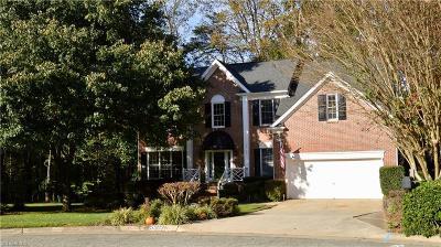 Cardinal, Cardinal - Prestwick, Cardinal West, Cardinal Manor, Cardinal Terrace, Cardinal Woods Single Family Home For Sale: 5503 Turtle Cove Court
