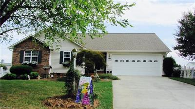 Mocksville Single Family Home For Sale: 120 Meadowview Road