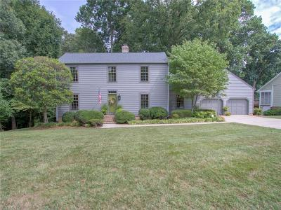 Greensboro Single Family Home For Sale: 5402 Beechmont Drive