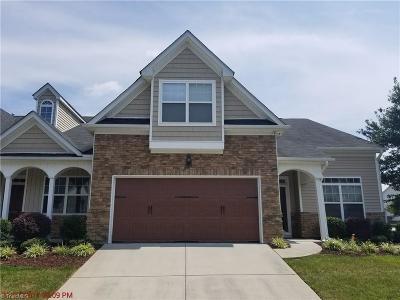 Greensboro Condo/Townhouse For Sale: 4590 Love Drive