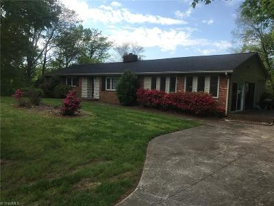 Single Family Home For Sale: 3500 Woodmere Place