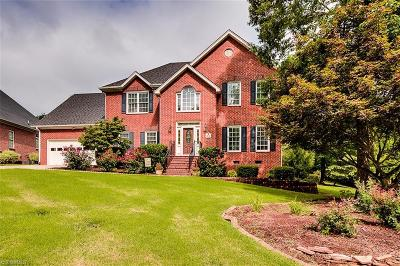 Kernersville Single Family Home For Sale: 904 Wimberly Way Court