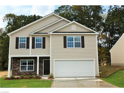 McLeansville Single Family Home For Sale: 122 Birch Creek Road