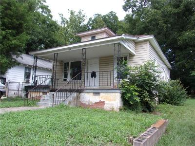 Guilford County Single Family Home For Sale: 305 Park Street