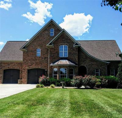 Mocksville Single Family Home For Sale: 126 Greene Court