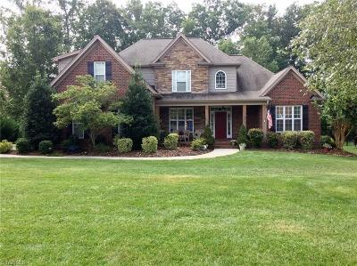 Winston Salem Single Family Home For Sale: 529 Inverness Drive