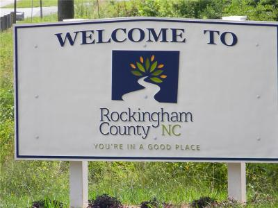 Rockingham County Commercial Lots & Land For Sale: Us Highway 220