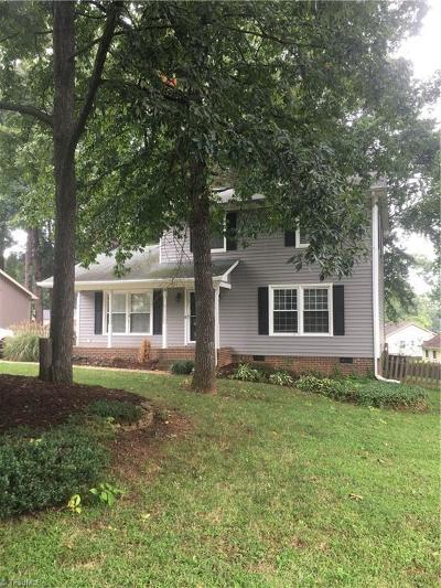 Greensboro Rental For Rent: 3006 Ardoch Drive