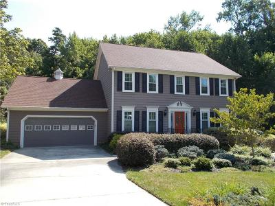 Greensboro Single Family Home For Sale: 8 Sawmill Court