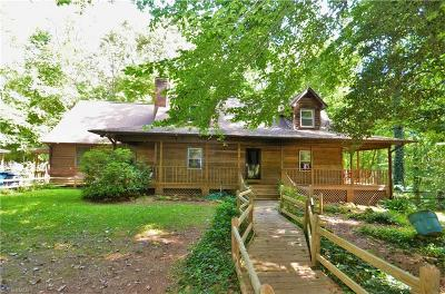 Gibsonville Single Family Home For Sale: 8426 Running Creek Road