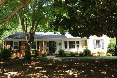 Greensboro Single Family Home For Sale: 2006 Red Forest Road