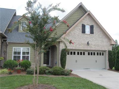 Clemmons Condo/Townhouse For Sale: 200 Plantation Village Drive