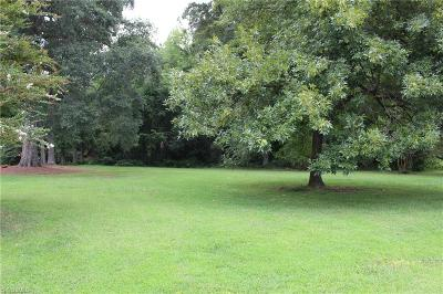 Alamance County Residential Lots & Land For Sale: Lot 7 Trinity Drive