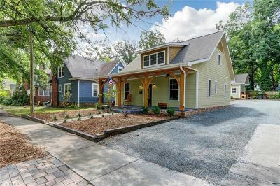Greensboro Single Family Home For Sale: 304 E Bessemer Avenue