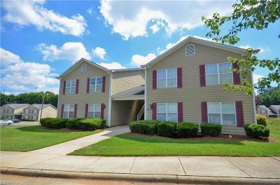 Greensboro Condo/Townhouse For Sale: 31 Meadowood Glen Way