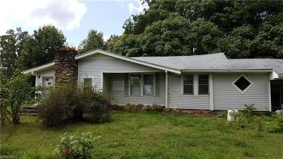 Stokesdale Single Family Home For Sale: 7806 Us Highway 158