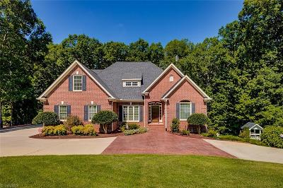 Asheboro Single Family Home For Sale: 2429 Hickory Forest Drive