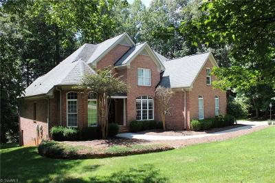 Greensboro Single Family Home For Sale: 3911 Buncombe Drive